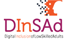 DInSAd | Digital Inclusion of Low Skilled Adult People